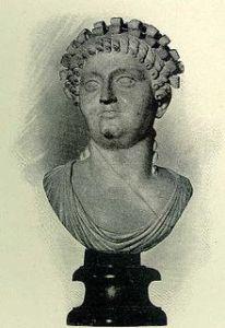 Busto di Statilia Messalina