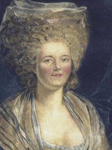"""Un ritratto di Rose Bertin, creatrice del """"color pulce"""""""