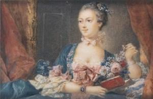 Ritratto di Madame de Pompadour