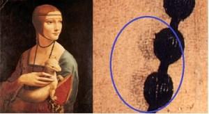 """Ritratto di Cecilia Gallerani o """"Dama con l'ermellino"""" und insbesondere der Serie"""