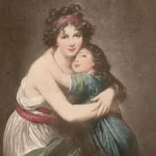 Self-portrait of Madame Vigee-Le Brun