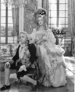 Maria Antonietta e Luigi XVI (da un film)
