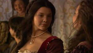"""Natalie Dormer The actress in the role of Anne Boleyn in the TV series & quot; The Tudors"""""""