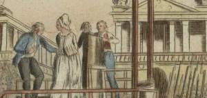 María Antonieta al cadalso