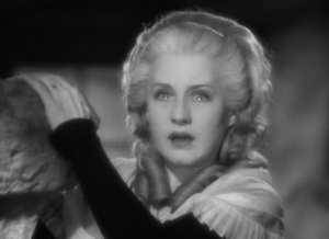 Norma Shearer spielt Marie Antoinette im Film von der 1938