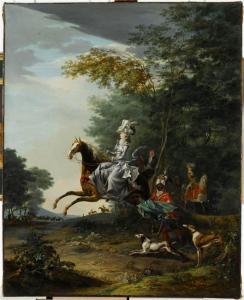 chasse Marie-Antoinette