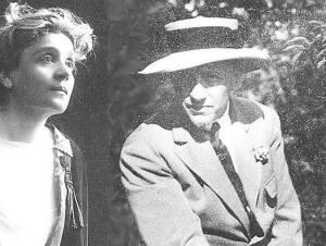 Eleonora Duse e Gabriele D'Annunzio