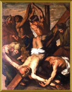 Crocifissione di San Pietro (dipinto)
