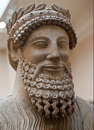 barberos Grecia antiguas