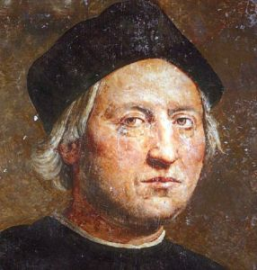 Christopher Columbus. The great navigator suffered from gout or rheumatoid polyarthritis