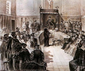 A process during the Inquisition