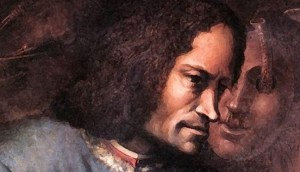 Lorenzo dem Prächtigen in einem Porträt