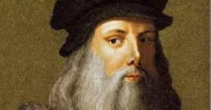 """Leonardo da Vinci. Entre sus muchos proyectos, genio italiano también cree que un & quot; máquina para hacer la masa"""""""