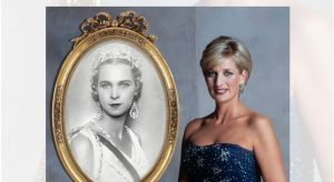 José Maria and Lady Diana