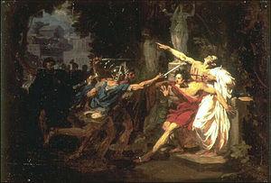 Ermordung von Gaius Gracchus