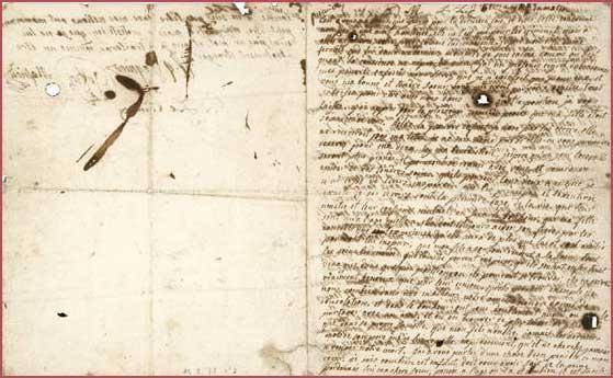última carta de Marie Antoinette
