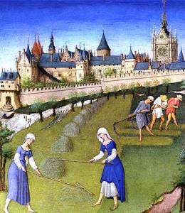 live in the early Middle Ages