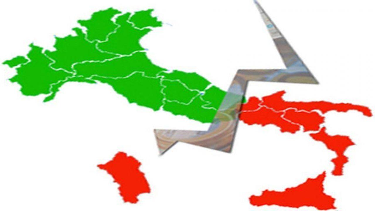 Nord / Süditalien Kontroverse