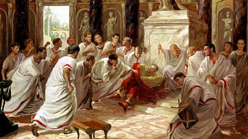 death of julius caesar