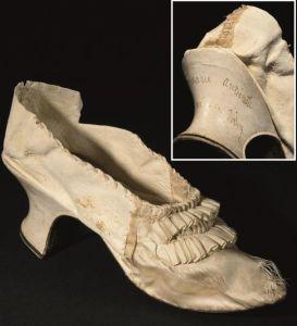 scarpa di maria antonietta