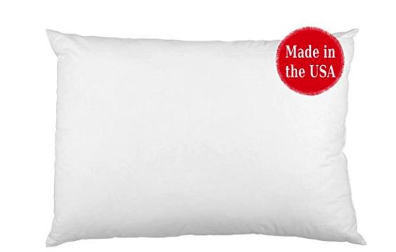 Hypoallergenic Toddler Pillow