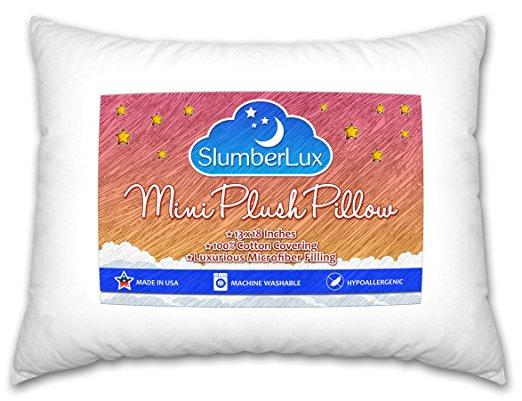 SlumberLux Toddler Pillow
