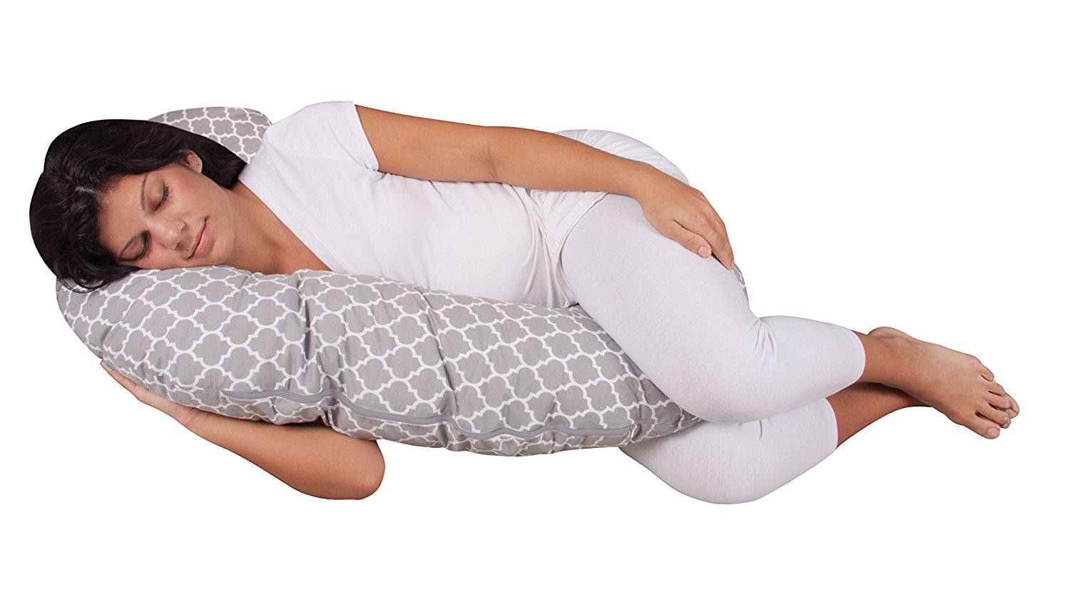 10 Best Body Pillow For Pregnancy In 2018 Reviews