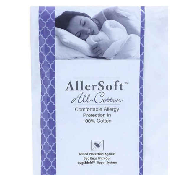 Allersoft 100% Cotton Cover