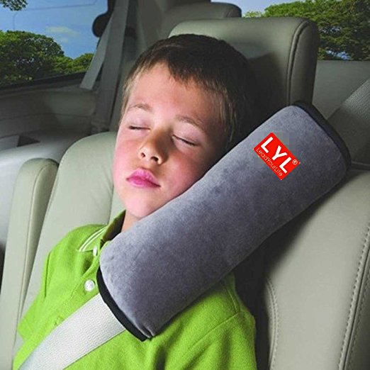Baby Soft Headrest Neck Support Car Safety Pillow