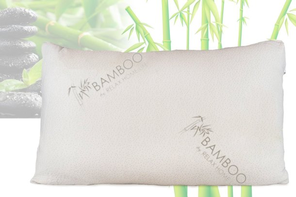 Home Life Bamboo Shredded Memory Foam