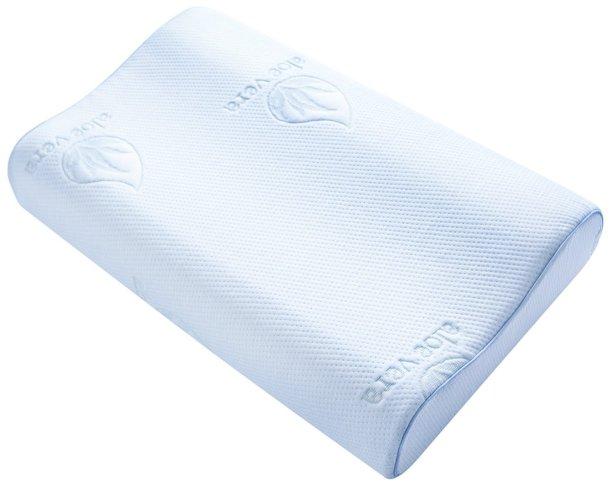 PharMeDoc Contoured Memory Foam Pillow Cover