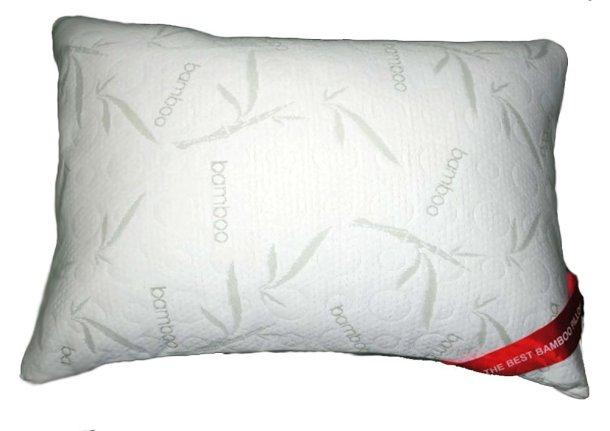 Blissful Serenity Bamboo Alternative Down Pillow