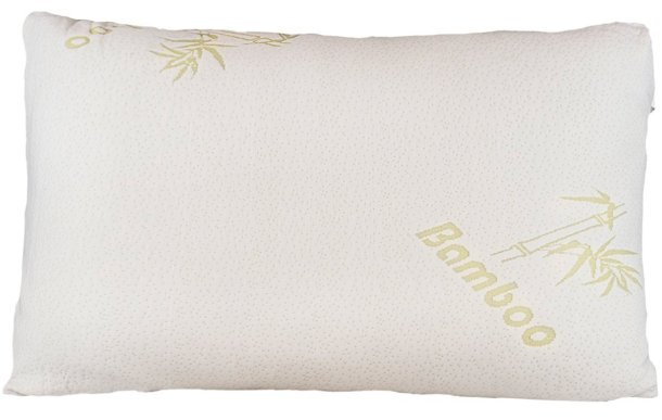 relax home life bamboo pillow