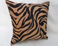 Cheetah Print Pillows
