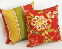 Cheap and Cheerful Decorative Patio Pillows  Summer Sale 30%