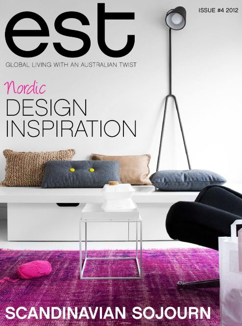EST Magazine Decor Design Lifestyle