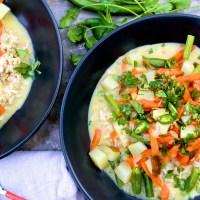 Curry Thai: rapidísimo
