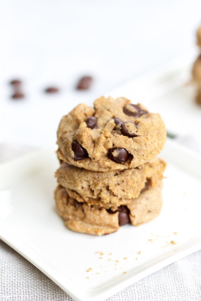 Galletas choco-chip