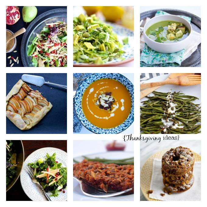 Nueve recetas veganas para Thanksgiving