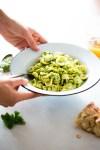 Kale pesto o pesto de kale