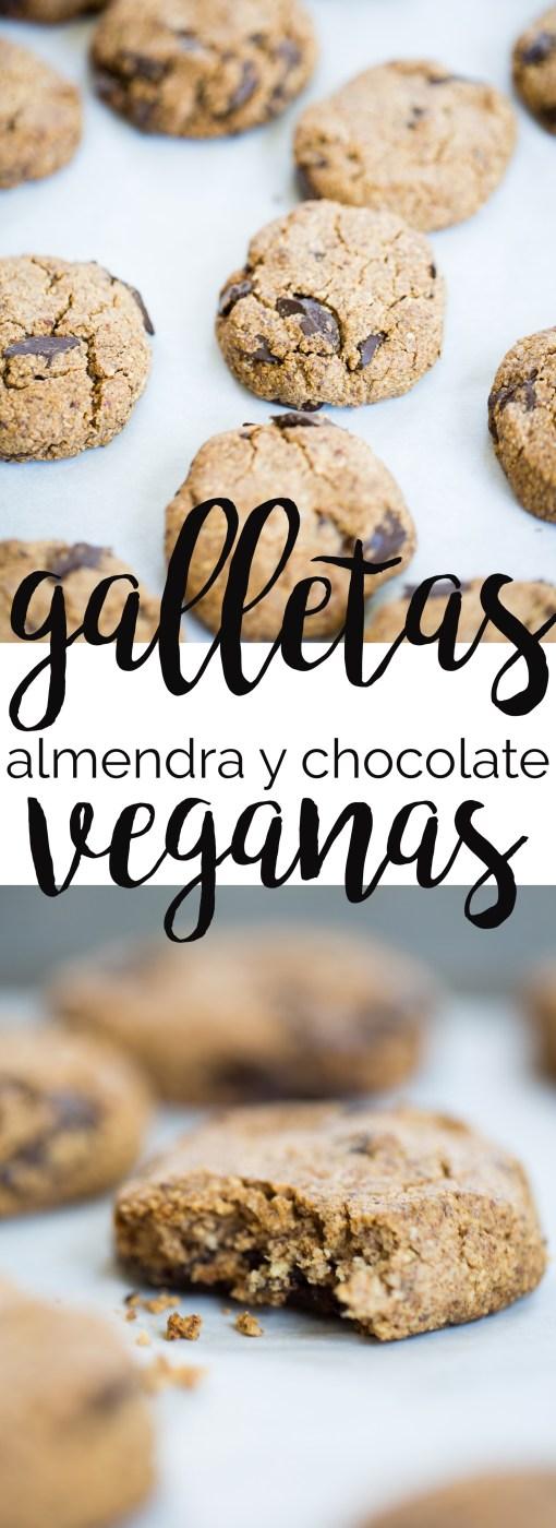 Receta de galletas veganas