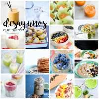 17 ideas de desayunos que nutren