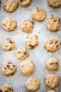 galletas de harina de almendra