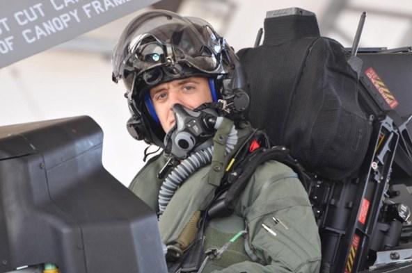 Honderdste F 35 Piloot Gekwalificeerd