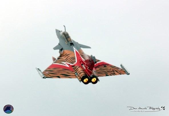 Rafale van de Franse Luchtmacht