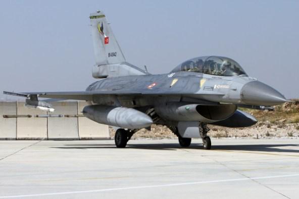 TurkishAF F-16D 89-0042 \ Remco Boudewijn - Melvin Jansen