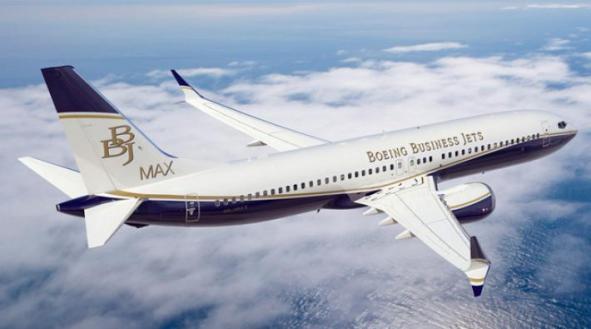 Regering selecteert \'koninklijke´ Boeing 737 • Piloot & Vliegtuig