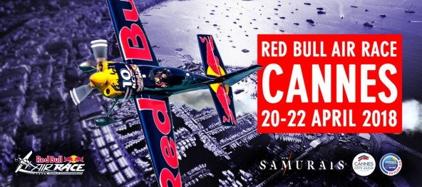 redbull air race cannes2018