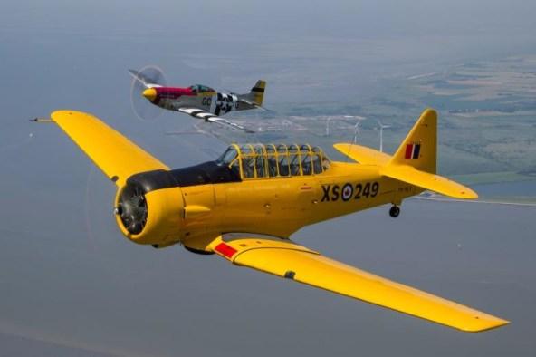 Ultimate Harvard Flying Week