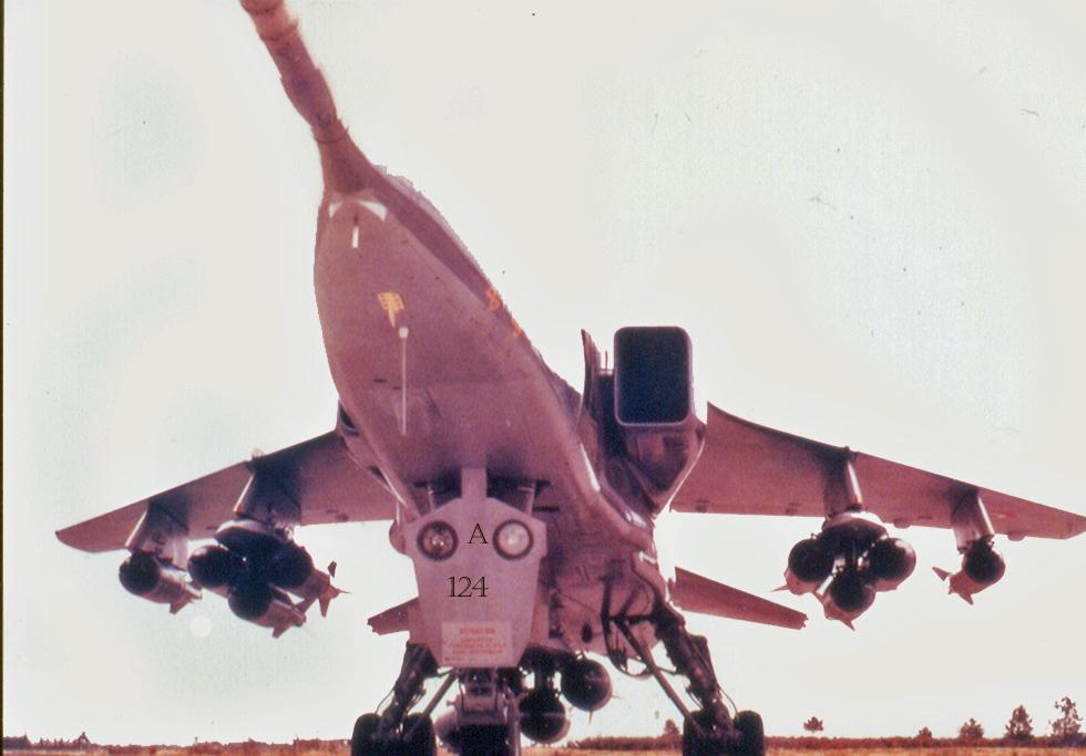 JAG 11X250kg bombes